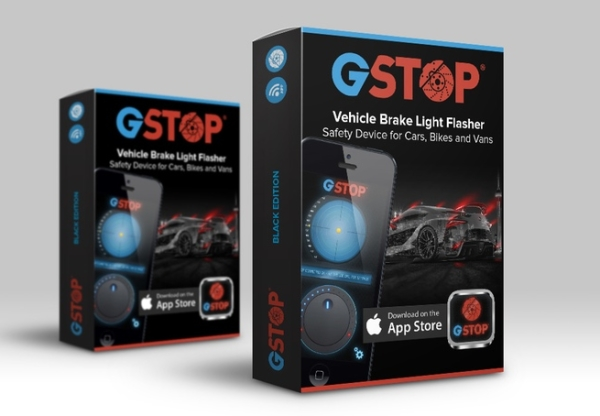 GStop's out to stop rear-end collisions