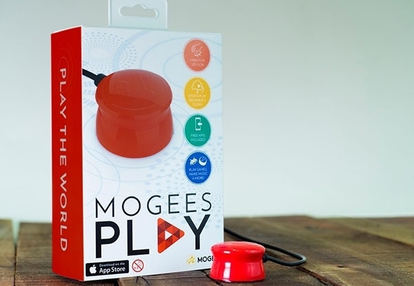 Mogees Play makes the world your musical instrument