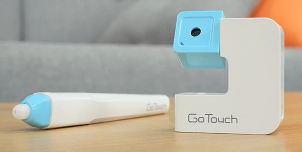 GoTouch transforms your TV into interactive whiteboard