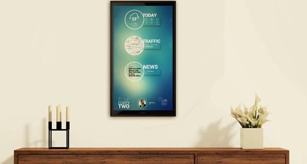 L.U.C.Y! brings digital assistants to the big screen
