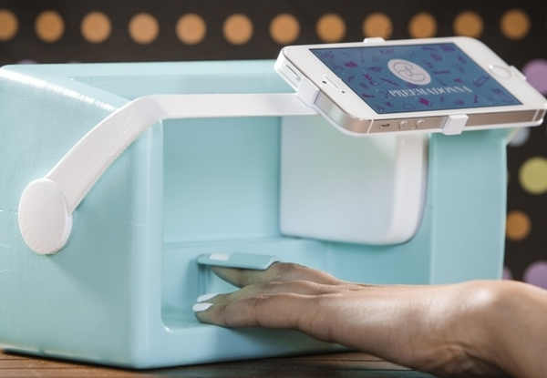The Nailbot combines tech and beauty to print pretty nail art