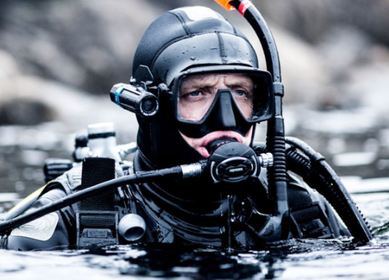 The Paralenz action camera is a breath of underwater air