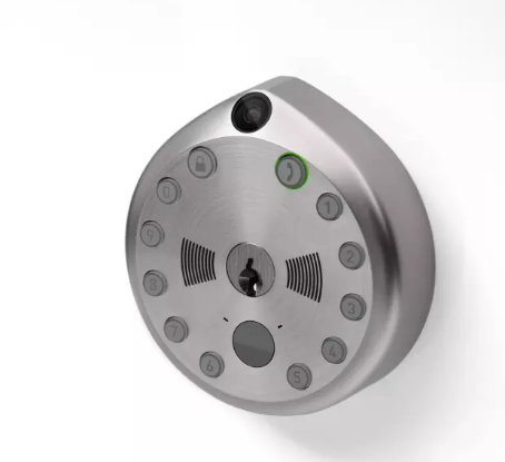 Put a Gate on your front door for smart lock-level protection