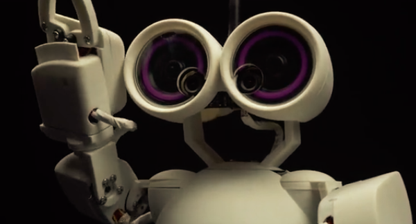 With Mimic, see how the robots live