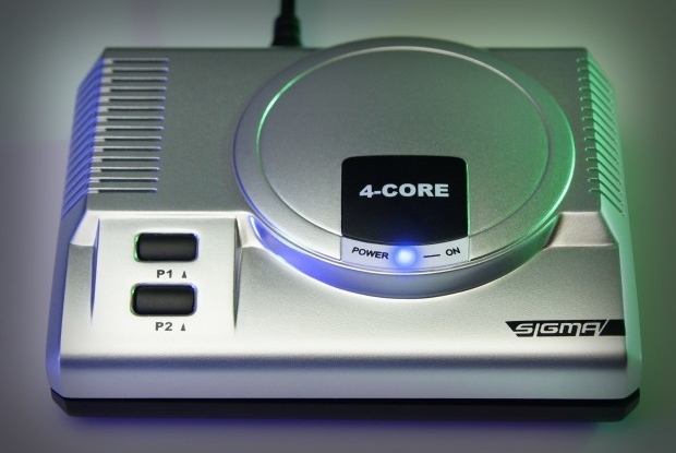 The RetroEngine Sigma is a door to generations of classic gaming