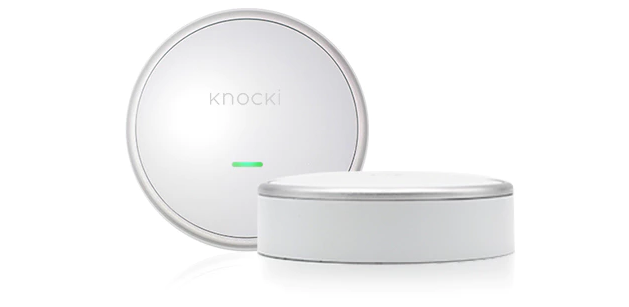 Knocki lets you turn surfaces into a remote for anything
