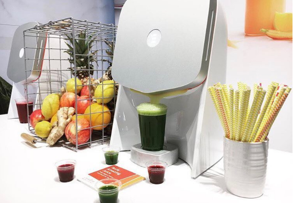 The Juicero takes juicing to a new level
