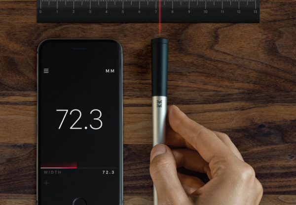 The 01 is number one at measuring the world around you