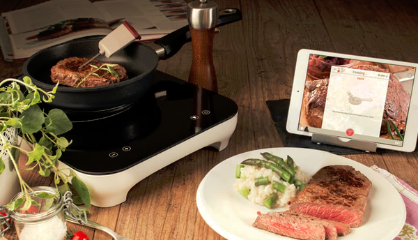 The Cuciniale helps whips up whatever you want without a fuss