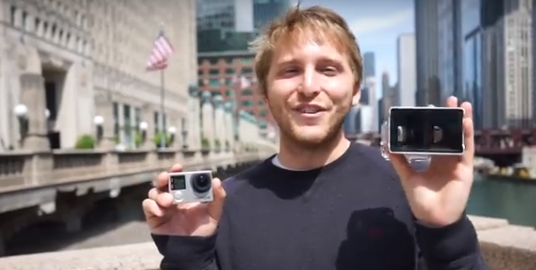 Vitrima turns your GoPro camera into 3D recording device