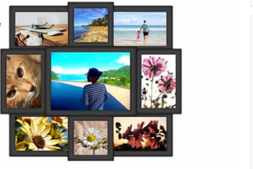 Wow Frame seeks to bring social media into the pictures
