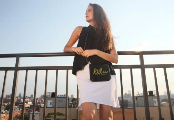 The LiLu Smart Bag makes you the light of the party