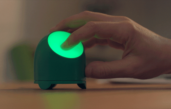 MOTI  is a little dome that can make you a lot better through habits