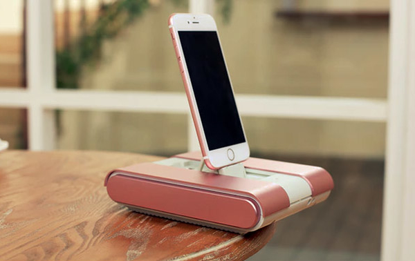 Use your smartphone with the PadBot T1 and keep in touch