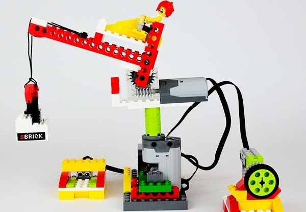 The SBrick Plus hides STEM education inside toy bricks