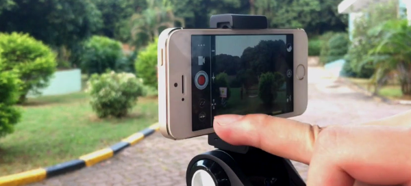 Snoppa M1 makes it easier to shoot video on smartphones