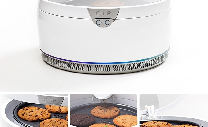 The CHiP is a dedicated cookie oven for sweet teeth