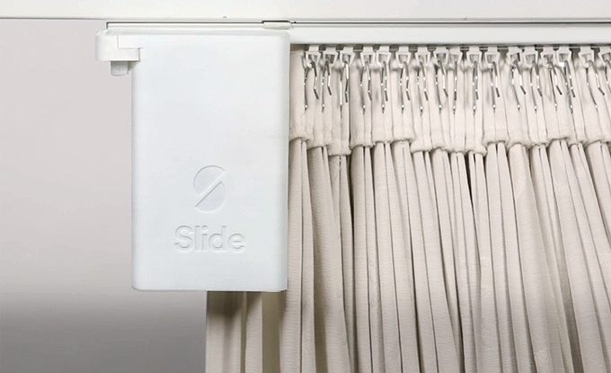 With the Slide, home curtains slide into the 21st Century