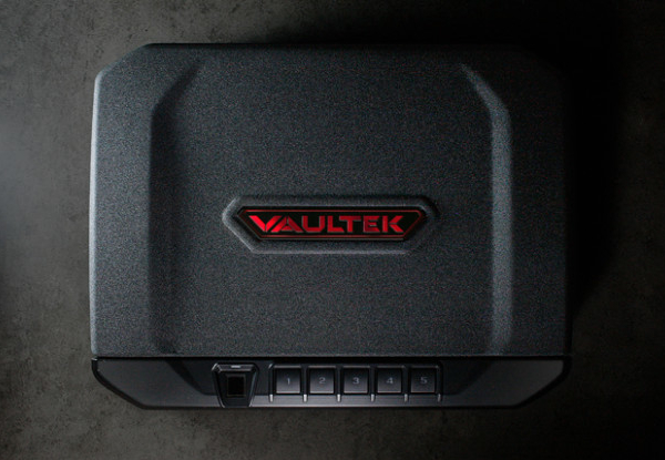 The mighty Vaultek employs Bluetooth to keep valuables safe