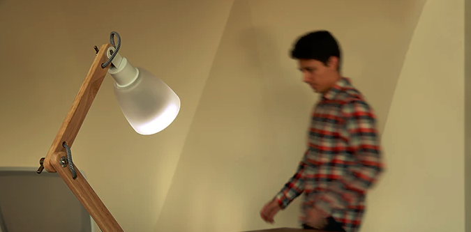 Helium smart light uses machine learning to light up the home